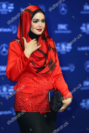 Stock Image of Siti Nurhaliza