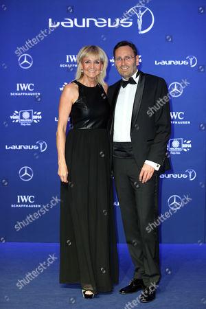 Editorial picture of Laureus World Sports Awards 2014, Kuala Lumpur, Malaysia - 26 Mar 2014