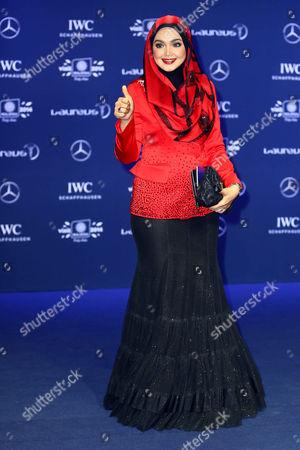 Stock Picture of Siti Nurhaliza