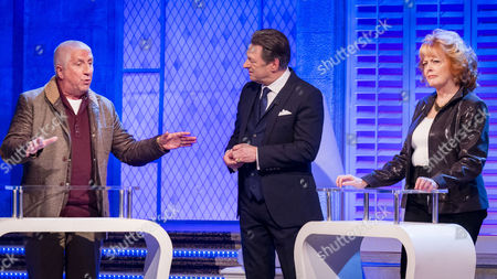 Pete Price, Alan Titchmarsh and Guest