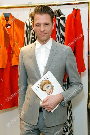 Editorial image of The launch of the last issue of 'Herself' Magazine at the Amanda Wakeley Store, London, Britain - 26 Mar 2014