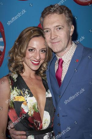 Lizzie Gee and Philip Bateman