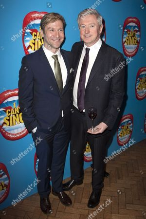 Billy Carter and Louis Walsh