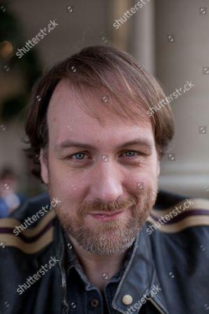 Editorial image of Mitch Benn Portrait Shoot