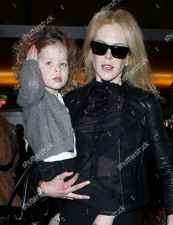 Nicole Kidman, Faith Urban