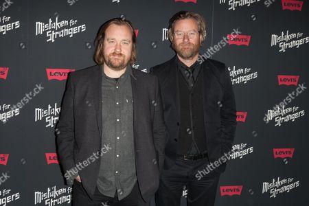 Tom Berninger, Matt Berninger