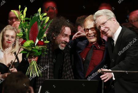 Editorial picture of Concert of music by Danny Elfman for films by Tim Burton, Prague, Czech Republic - 25 Mar 2014