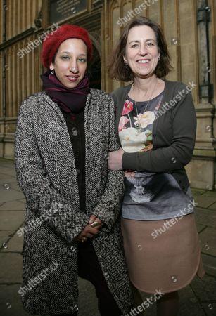 Bidisha & Kirsty Wark