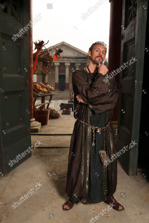 Editorial picture of 'Plebs' TV Programme. - 2013