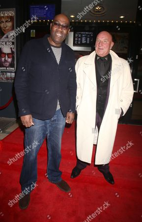 Dave Courtney and Cass Pennant