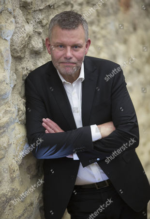 Award winning Swedish crime novelist Arne Dahl.