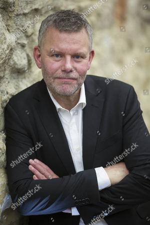 Award winning Swedish crime novelist Arne Dahl