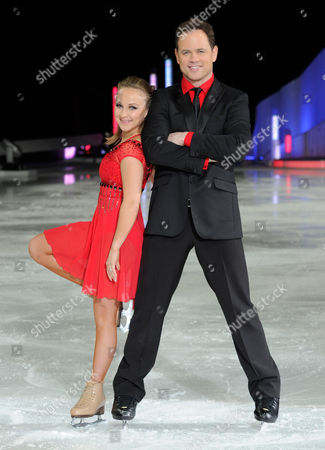 Editorial image of Dancing on Ice tour photocall, Manchester, Britain - 27 Mar 2014