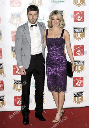 Editorial picture of United For Colitis Charity Dinner, Old Trafford, Manchester, Britain - 27 Mar 2014
