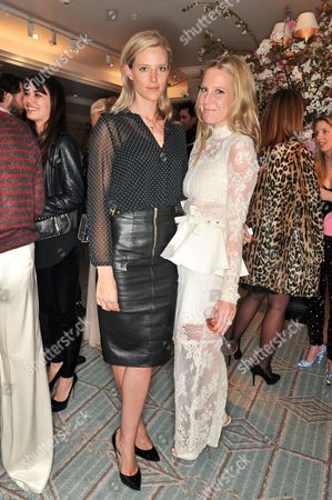Olivia Hunt and Alice Naylor-Leyland
