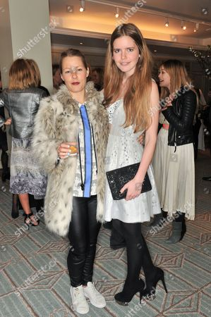 Davina Harbord and Katie Readman
