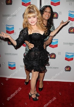 Charo and Isabel Celeste