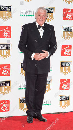 Walter Smith arrives at a gala dinner at Manchester United Football Club