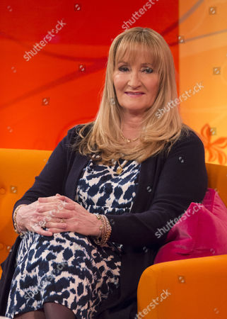 Editorial photo of 'Lorraine Live' TV Programme, London, Britain - 28 Mar 2014