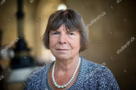Dame Margaret Drabble.