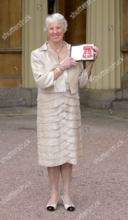 Ann Haydon-Jones, becomes a Commander of the Order of the British Empire services to Tennis