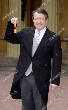 Editorial photo of Investitures at Buckingham Palace, London, Britain - 28 Mar 2014