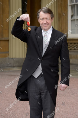 Sir Roger Gifford, Lately Lord Mayor of London receives a Knighthood for services to International Business, Culture and the City of London
