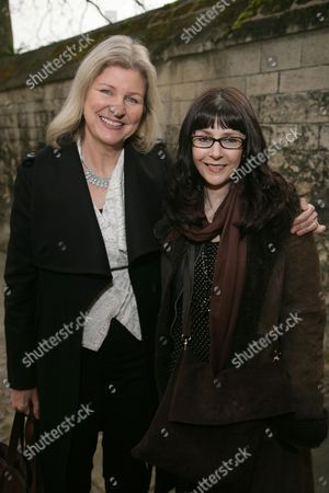 Stock Picture of Wendy Wallace and Essie Fox