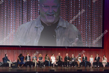 Editorial photo of 'American Horror Story: Coven' TV series panel discussion at Paleyfest 2014, Los Angeles, America - 28 Mar 2014