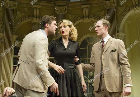 Ben Mansfield as Don, Leigh Zimmerman as Miranda, Sam Hoare as Nigel