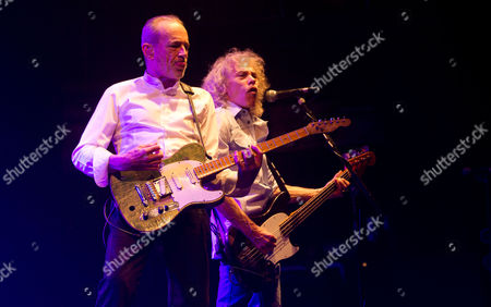 Francis Rossi and Alan Lancaster - Status Quo