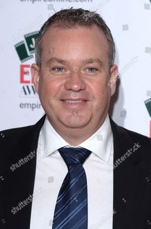 Stock Photo of Neil Corbould