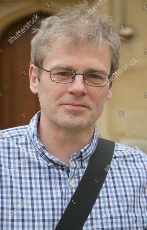 Stock Image of Mark Haddon
