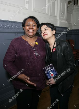 Malorie Blackman and Shami Chakrabarti