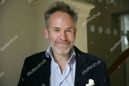 Stock Picture of Dominic Frisby