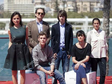 Elena Anaya ; Patrick Criado ; Cristian Bernal; Beatriz Sanchis
