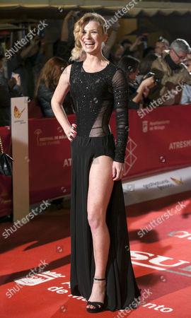 Editorial photo of 17th Malaga Film Festival, Andalusia, Spain - 28 Mar 2014