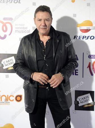 Editorial picture of 'Noche de Cadena 100' concert, Palacio de Los Deportes, Madrid, Spain - 31 Mar 2014