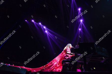 Editorial picture of X Factor Live at the LG Arena, Birmingham, Britain - 29 Mar 2014