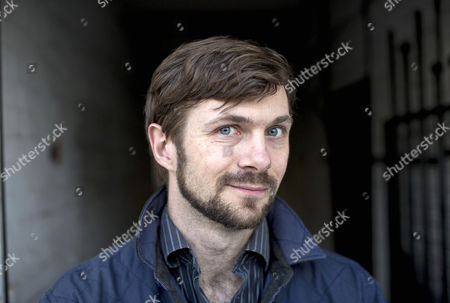 Editorial photo of Nick Hunt 'Walking the Woods and the Water' book promotion, Berkshire, Britain - 01 Apr 2014