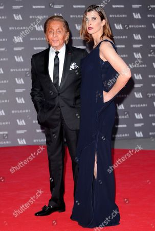 Valentino and Princess Rosario
