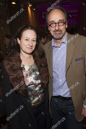 Amanda Marmot and Mark Tandy