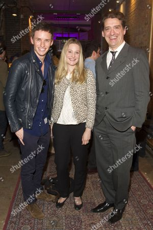 Editorial photo of 'Eldorado' play press night after party, London, Britain - 01 Apr 2014