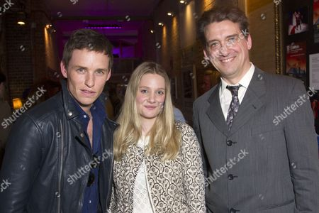 Editorial picture of 'Eldorado' play press night after party, London, Britain - 01 Apr 2014