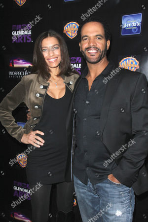 Guest and Kristoff St John