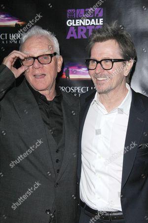 Malcolm McDowell, Gary Oldman