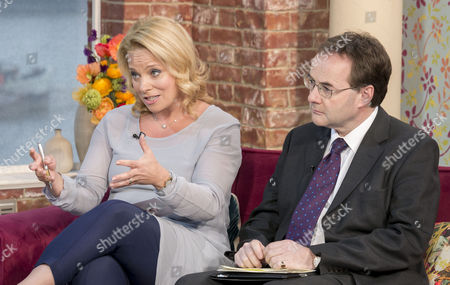 Daisy McAndrew and Quentin Letts