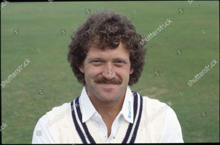 Stock Photo of Richard Ellison, Cricket - Kent.