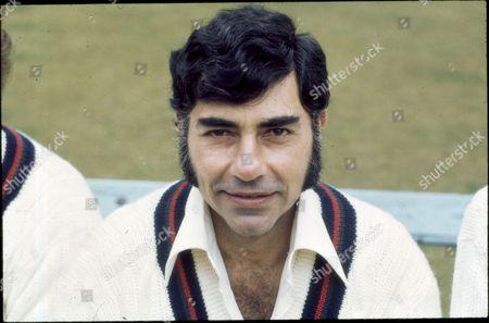 Farokh Engineer, Cricketer.