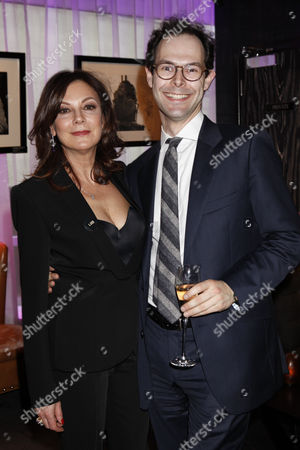 Editorial image of Richard Young: Icons - Private View, Playboy Club, London, Britain - 02 Apr 2014